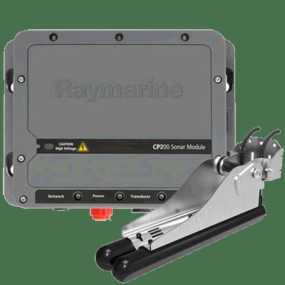 Raymarine E70257 CP200 CHIRP SideVision Module w/ Xdcr