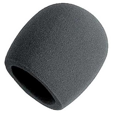 On Stage Foam Ball-Type Mic Anti Saliva Windscreen For Microphones New
