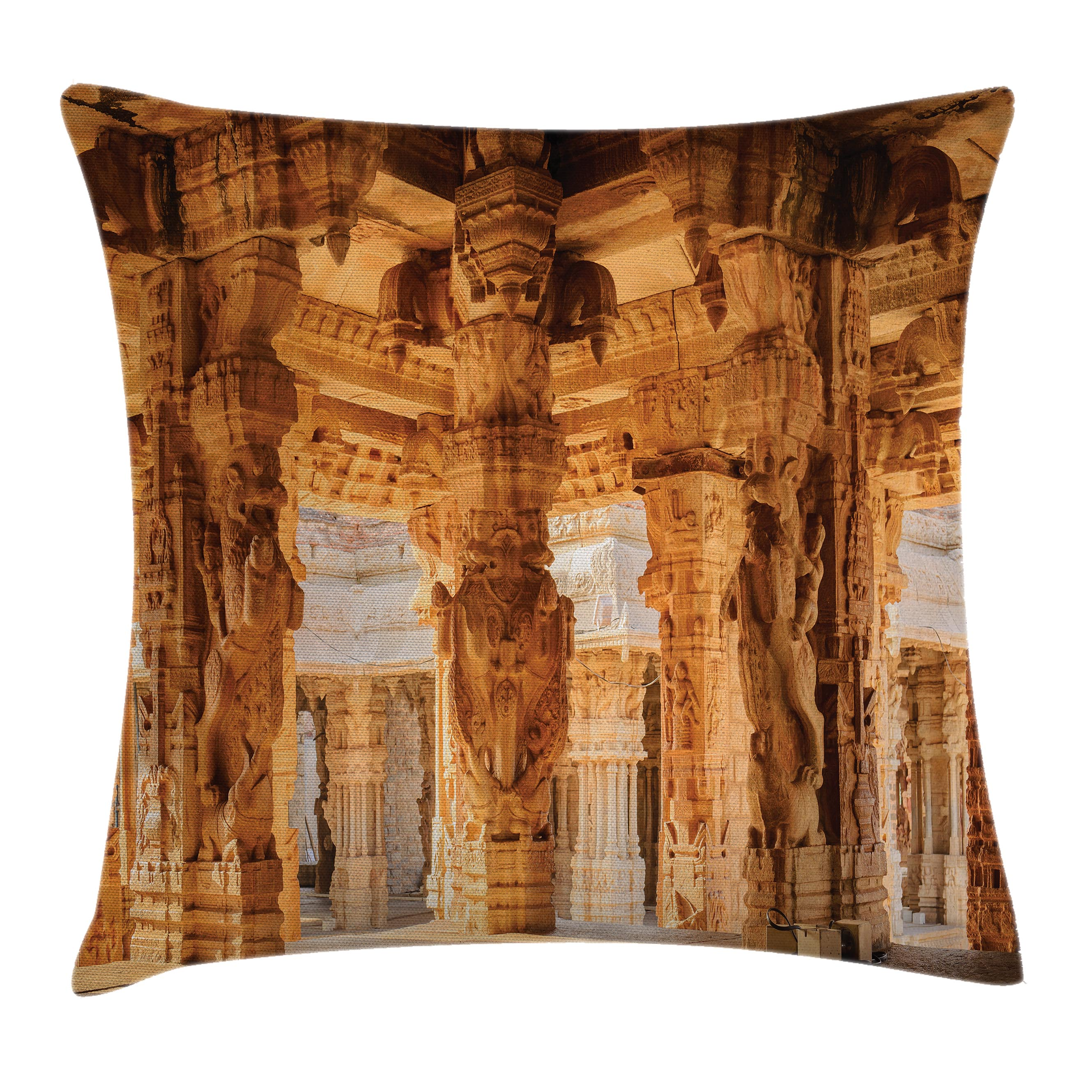 ancient decor throw pillow cushion cover historical