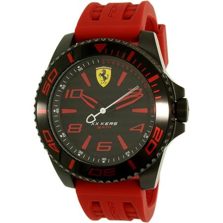 Ferrari Xx Kers Rubber Mens Watch 0830308