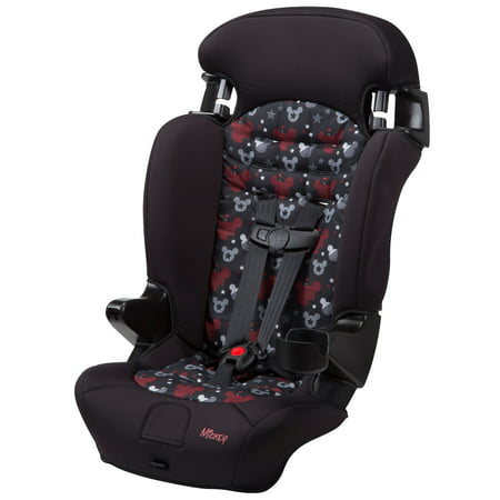 Disney Baby Finale 2-in-1 Booster Car Seat, Outta This (5 Point Harness Toddler Car Seat)
