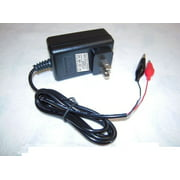 12V SLA BATTERY SMART CHARGER W/ Auto Shut Off 12 VOLT 5AH 7AH 10AH 12AH 18AH 20AH 50