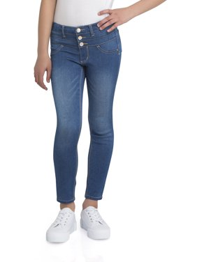 Jordache Triple Stack Skinny Jean (Little Girls & Big Girls)