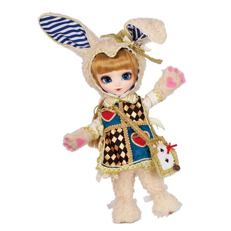 Pullip Classical Alice White Rabbit 12