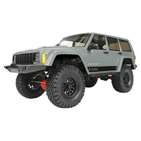 Axial Racing SCX10 II 2000 Jeep Cherokee 4x4 Ready-To-Run Radio Controlled 1/10 Scale Four-Wheel Dr