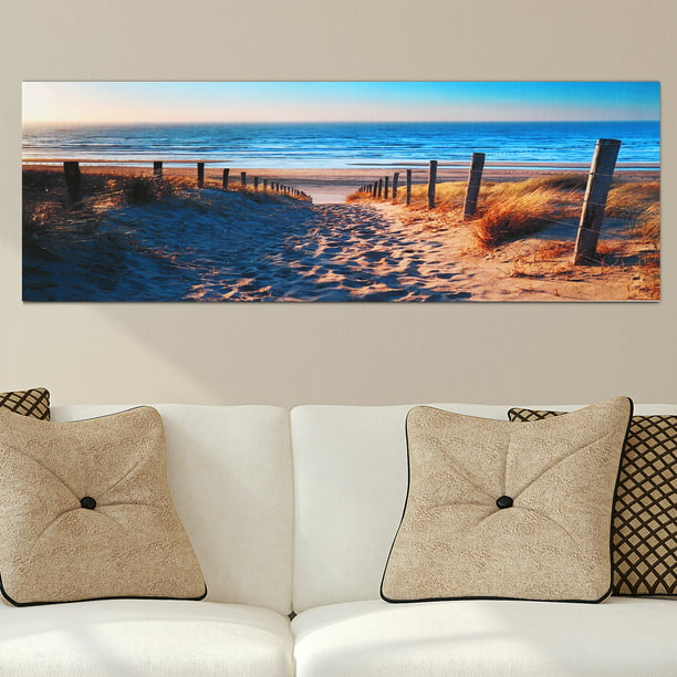 Unframed Canvas Painting