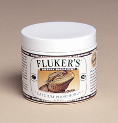 Fluker's Calcium : Phosphorus 2:1, 2 Oz