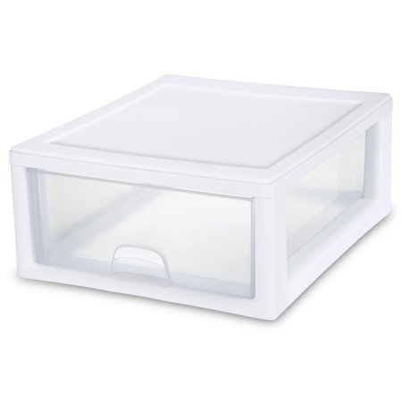 Sterilite, 16 Qt./15 L Stacking Drawer