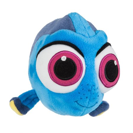Disney Store Finding Dory Baby Dory Mini Bean Bag Plush 8 inc New with Tag