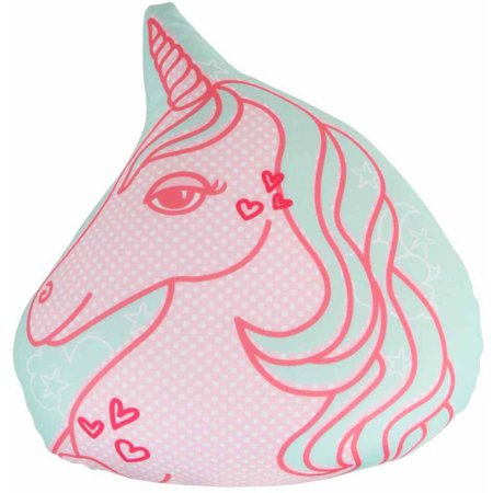 Style. Lab Photo Real Unicorn Pillow