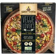 SWEET EARTH Veggie Lovers Frozen Pizza 15.3 oz. Box