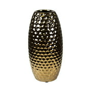 Donny Osmond Home Ceramic Hammered Vase