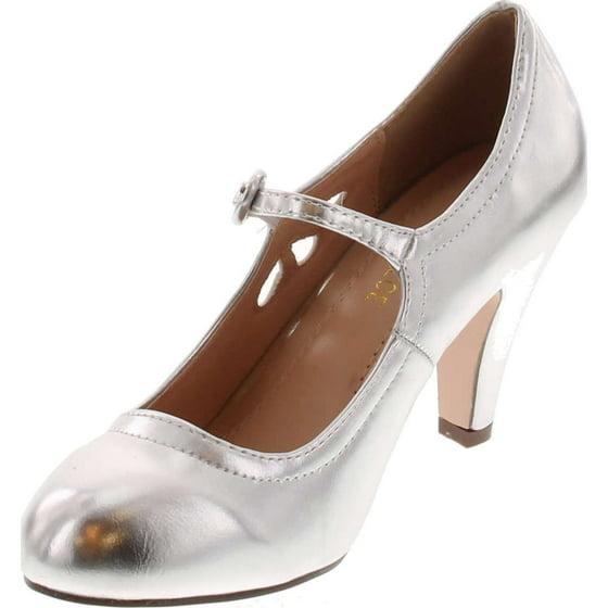 ad468ba998ba2 Static Footwear - Static Footwear Kimmy-21 Women's Round Toe Pierced ...
