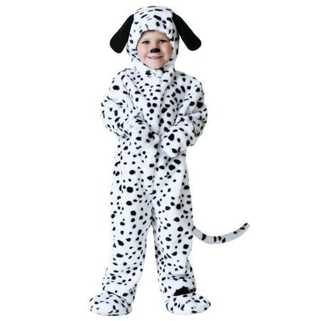 Toddler Dalmatian Costume (Child's Dalmation Costume)