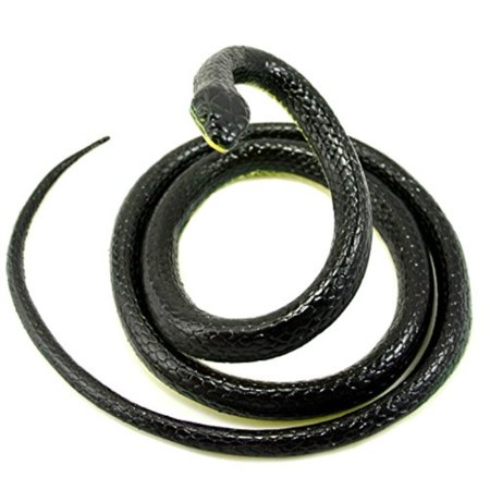Realistic Rubber Snake Toy 52 Inch Long, Model: , Toys & Play (Realistic Rubber Snake)