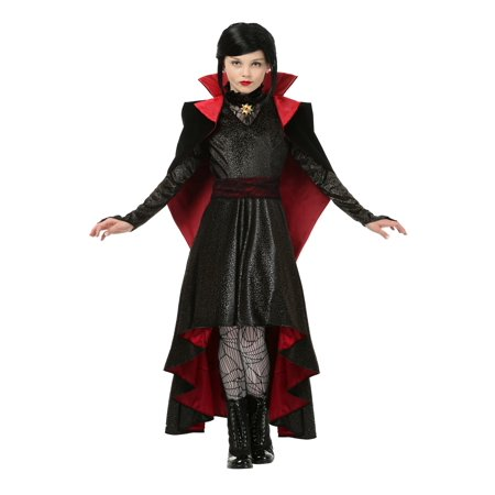 Girls Vampire Vixen Costume - Vampire Custome