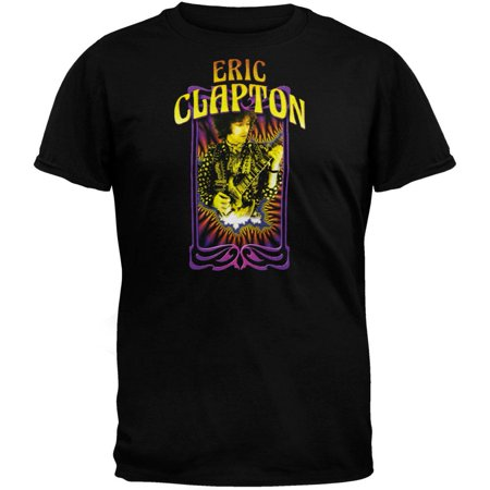 Eric Clapton - Strange Brew T-Shirt - Medium Strange Brew T-shirt