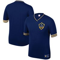 LA Galaxy Mitchell & Ness Overtime Win Vintage T-Shirt - Navy