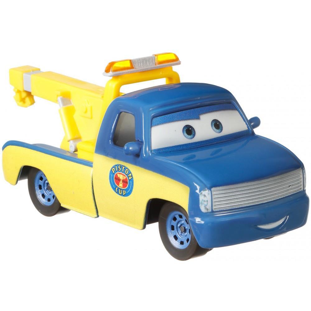 Disney Pixar Cars Die-Cast Race Tow Truck Tom by Mattel
