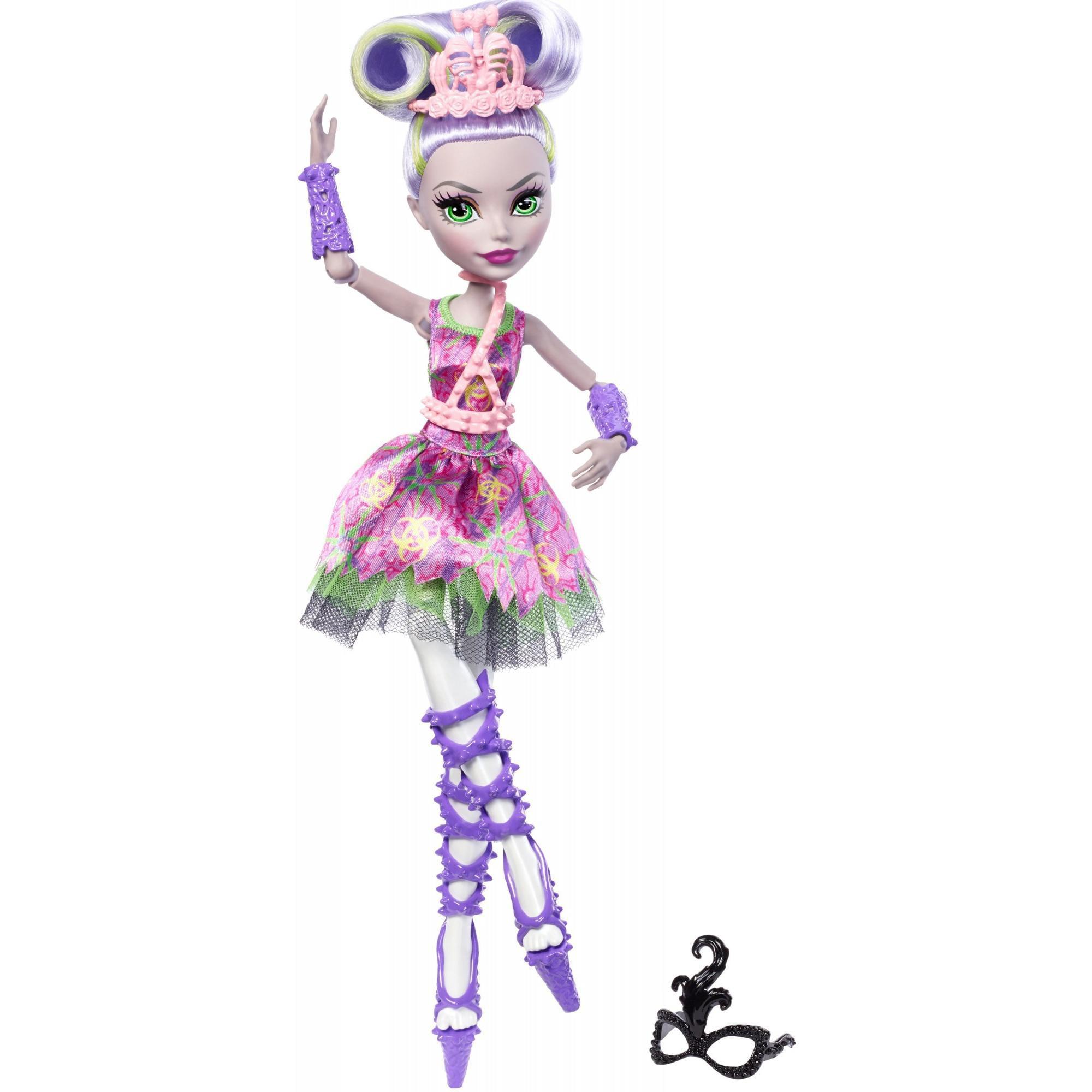 Monster High Ballerina Ghouls Moanica D'kay Doll