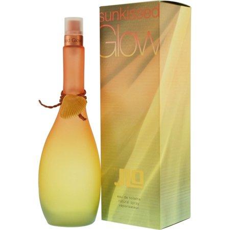 Sunkissed Glow By Jlo 1 7 Oz Edt Spray Womens Perfume Jennifer Lopez 50Ml Nib