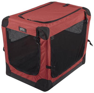 Nature's Miracle Port-A-Crate, 26-Inch, for Pets Up to 30-Pounds