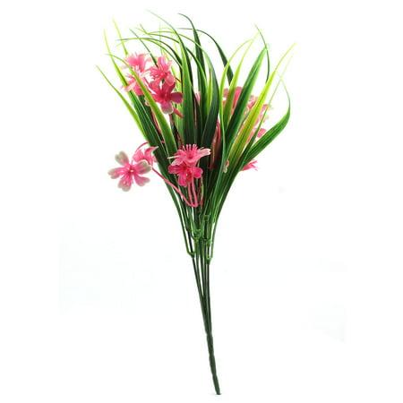 (Living Room Plastic Single Branch Artificial Emulational Plum Flower Bouquet)