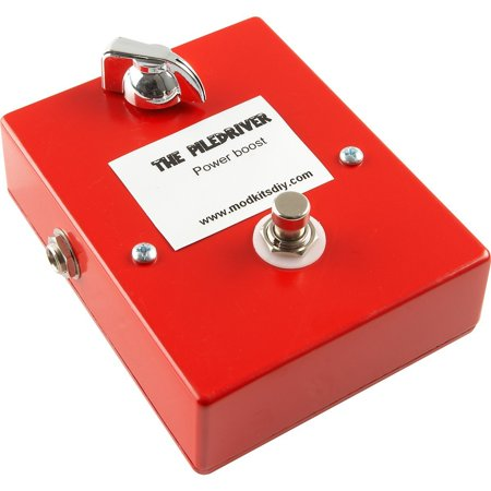 The Piledriver Power Boost Effects Pedal Kit By MOD Kits