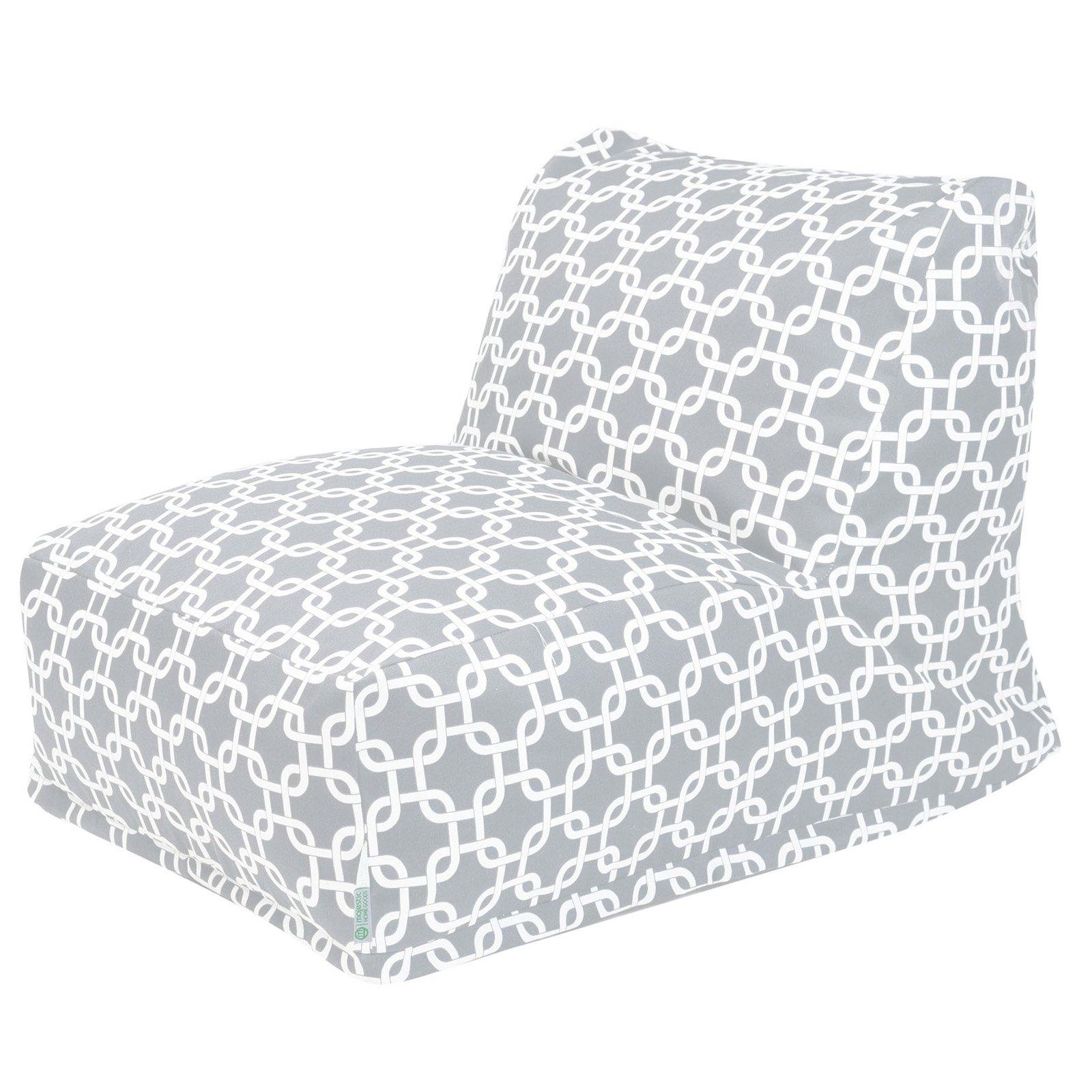 Majestic Home Goods Links Outdoor Bean Bag Chair Lounger Walmart