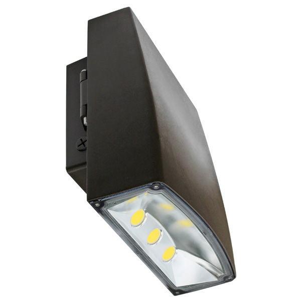 LED Wall Pack - 6,400 Lumens - 81 Watt - 400W Equal - 500...