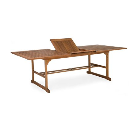 Eucalyptus Patio Table (Lancaster Extension Table / Patio Dining Table - Made of Eucalyptus)