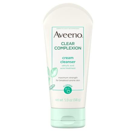 salicylic acid based cleanser