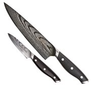 """Best Chefs Knives - Trusted Butcher 8"""" Chef Knife with 3.5"""" Paring Review"""