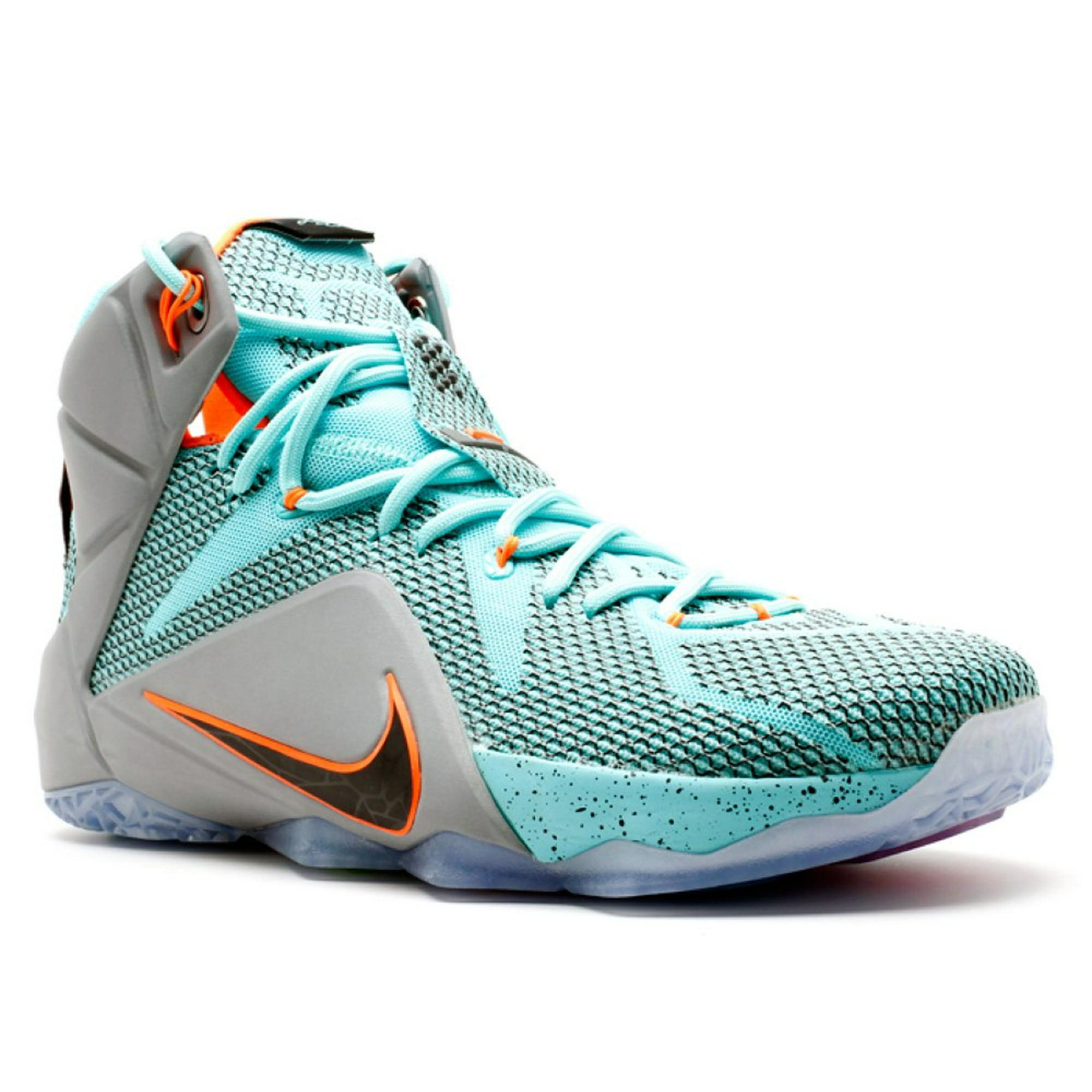1d7396bba0ae2 Nike - Men - Lebron 12 'Nsrl' - 684593-301 - Size 10.5