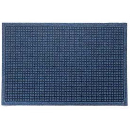 Andersen 280560034 Waterhog Fashion Mat , Med Blue - 3 x 4 ft.