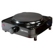 Aroma Single-Burner Portable Electric Range Hot Plate, AHP-303