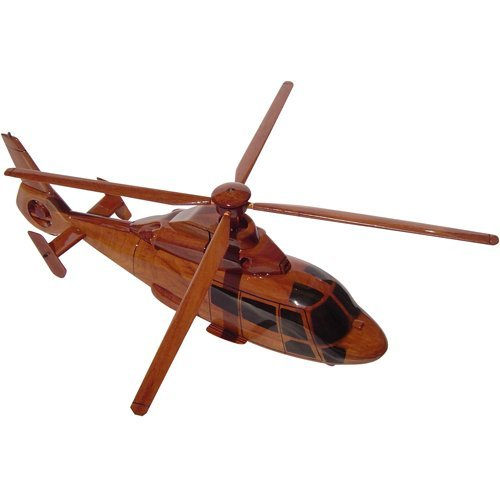Dauphin Model Helicopter