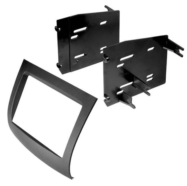 Metra 95-8208 Double DIN Stereo Install Dash Kit for 2004-2010 Toyota Sienna