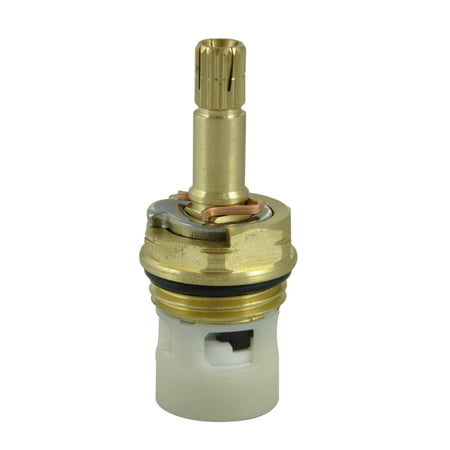 DANCO 4Z-24H Hot and Cold Replacement Stem for American Standard Faucets, Brass (10472)
