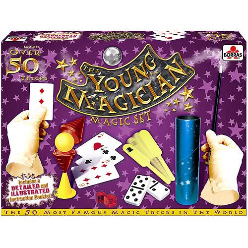 The Young Magician 50-Trick Magic Set