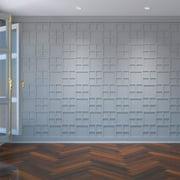 Small Carlisle Decorative Fretwork Wall Panels in Architectural Grade PVC
