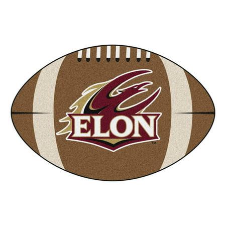 Notre Dame Football Rug (Elon Football Rug 20.5