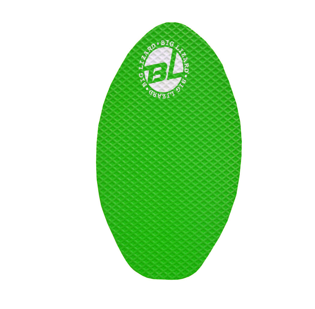 30 inch Small Beginner Deluxe Wooden SkimBoard w/ EVA Traction Pad for X-Grip