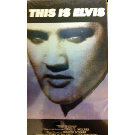 - This Is Elvis [VHS]