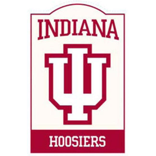 Indiana Hoosiers Nostalgic Metal Sign