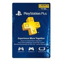 Sony Gaming Card - 3 Month Available Time (3000132)
