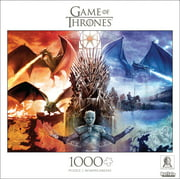 Buffalo Games - Game of Thrones - Fire and Ice - 1000 Piece Jigsaw Puzzle
