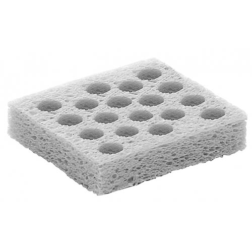 Weller EC305 Replacement Sponge for Iron Stands, Swiss Cheese Style Holes by Weller