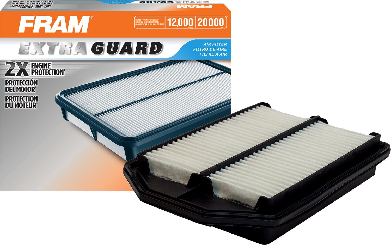 FRAM Extra Guard Air Filter, CA10344 by FRAM