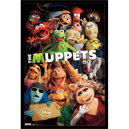 Muppets - One Sheet